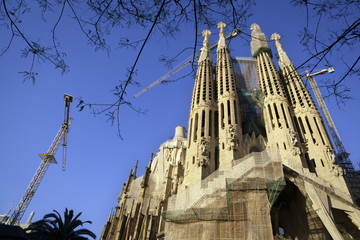 Sagrada Familia, Barcelona icon