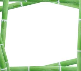 cadre bambou