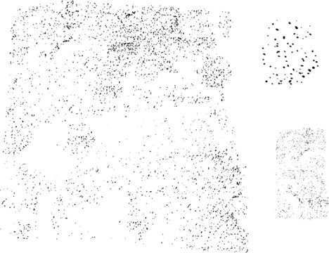 Gritty Speckle Texture Pattern