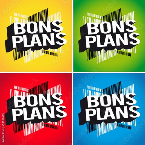 """""""Bons Plans"""" Fichier Vectoriel Libre De Droits Sur La"""