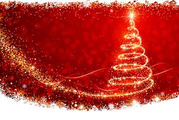 Wall Mural - Christmas Tree