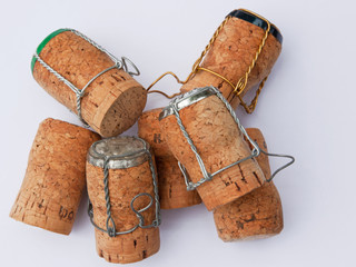 Popped Corks