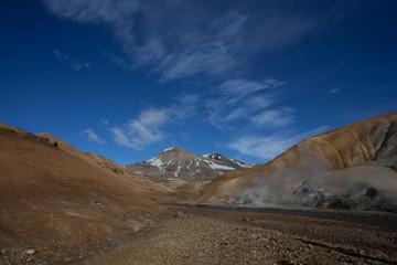 Islanda Area geotermica Hveravellir