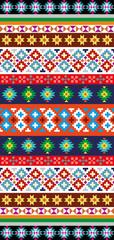 Native Aztec Pattern