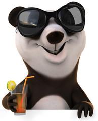 Papier Peint - Panda