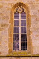 Garden Poster Sheep Kirchenfenster Kirche Schapen Emsland