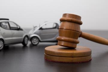 Urteil bei Unfall