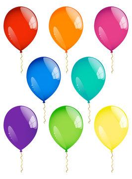 Ballons Balloons