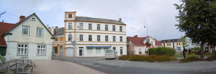 Centre of Tukums (Latvia)