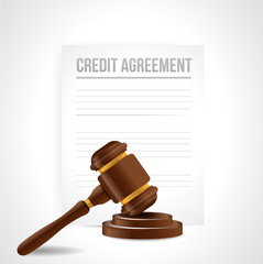 credit agrement documentation paperwork