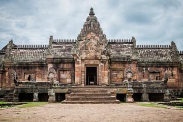 Phanom Rung historical park in Buriram province, Thailand
