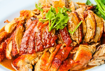 duck,food Chinese style
