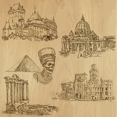 Famous places and Architecture around the World - 4