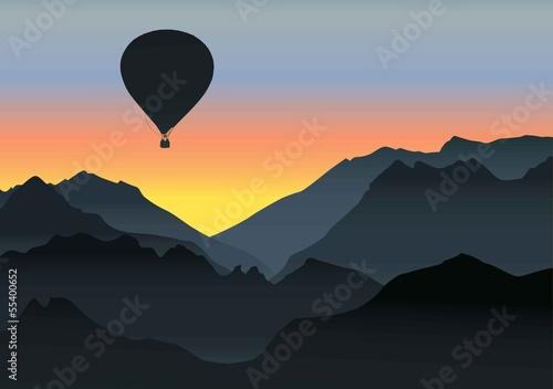 hei luftballon stockfotos und lizenzfreie vektoren auf bild 55400652. Black Bedroom Furniture Sets. Home Design Ideas