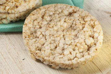 Healthy Organic Rice Cakes