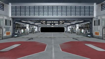 宇宙船ゲート