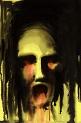 horrible face