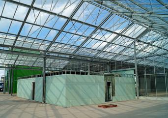 Architektur eines Gartencenters
