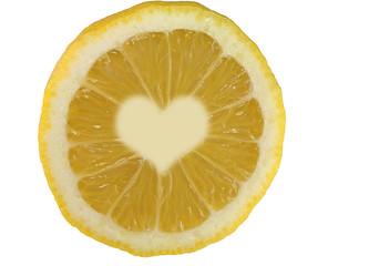 Limone con Cuore