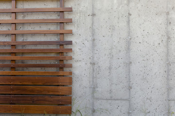 Wood and Concrete Textures