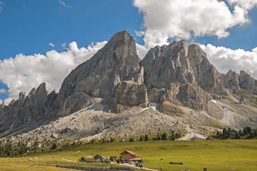 Sass Putia,Sudtirol,Italia