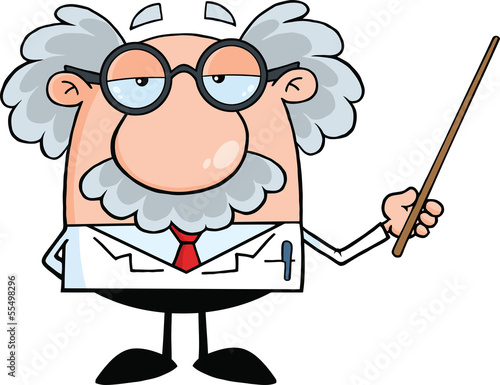 two mad scientists a comparison of