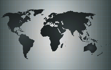 World Map Welt Karte