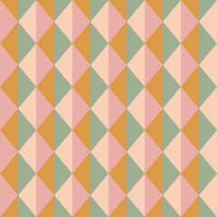 popular vintage zigzag chevron triangle pattern