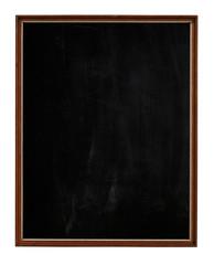 Wooden Picture Frame Chalkboard Blackboard Copy Space