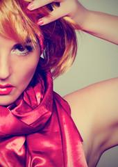 70s girl / redcap 010