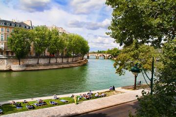 Parigi-Vista della Senna