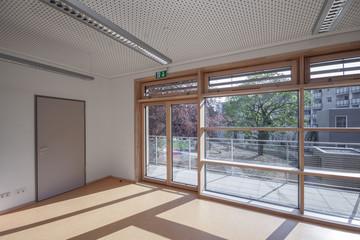 Fensterfront Ausblick nach draußen
