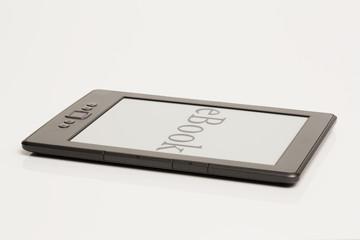 eBook, liegend