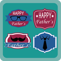 Father label