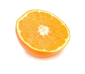 Lobule of fresh orange 2