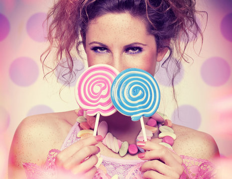 lollypop / candy 002