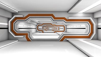 Futuristic corrido SCIFI