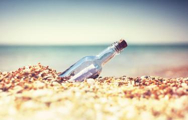 Bootle on beach