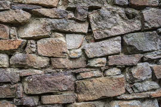 texture of stone split rectangles