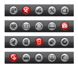 Communication -- Button Bar Series