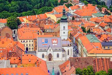 St. Mark's Church Zagreb