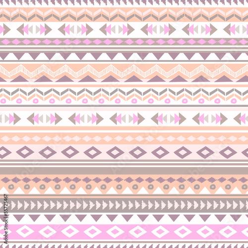 quotpastel aztec zigzag seamless backgroundquot stock image and