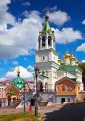Church of the Nativity John the Baptist at Nizhny Novgorod