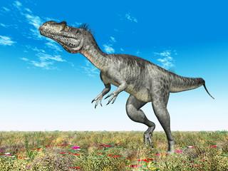 Dinosaurier Megalosaurus