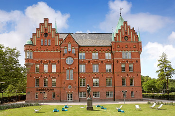 Alte Stadtbibliothek in Malmö