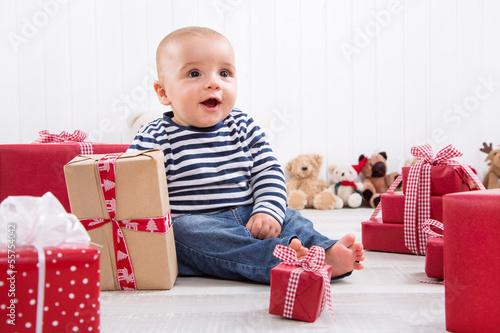 Подарки для ребенка до годика 597
