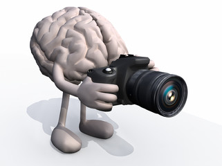 human brain photographer