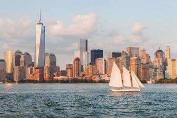 Fototapeta Skyline New York City