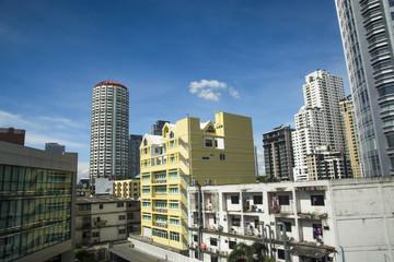 Urban at the city