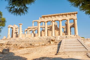 Aegina Ruins